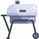barbecue, cook, equipment, grills, oven icon