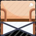 canvas, chair, equipment, furniture