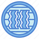 bacon, food, grill, strips icon
