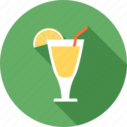 beach, cocktail, drink, holiday, ocean, summer, travel icon
