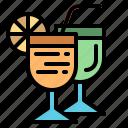 beverage, drink, food, fresh, fruit, juice icon