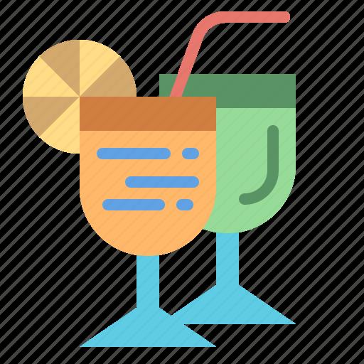 Beverage, drink, food, fresh, fruit, juice icon - Download on Iconfinder