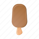 choco, food, icecream icon