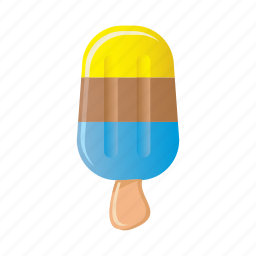 food, fruit, icecream icon