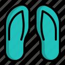 beach, casual, footwear, sandals, slippers