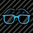 accessories, eyewear, glasses, outdoor, sunglasses icon