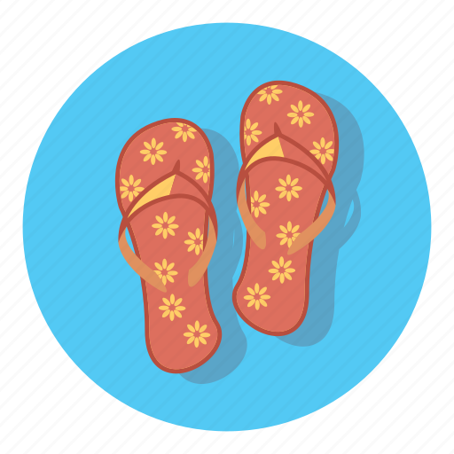 beach, clothes, fashion, shoe, shoes icon