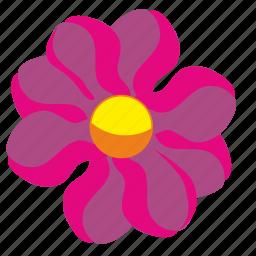bud, flower, rose, rowan icon