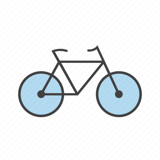 bicycle, bike, cycle, cycling, road icon