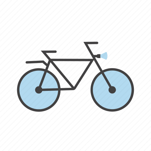 bicycle, bike, city, cycle, cycling icon