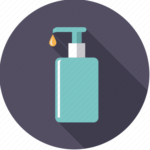 bathroom, body care, dispenser, hygiene, liquid, soap icon