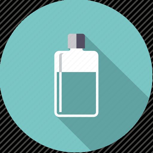 bathroom, body care, bottle, hygiene, liquid, mouthwash icon