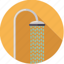 bathroom, body care, cleaning, fixture, hygiene, shower, water icon