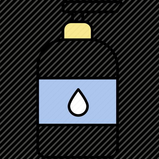 hand, hygiene, liquid, soap, wash icon