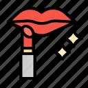 beauty, lipstick, makeup, salon, wellness
