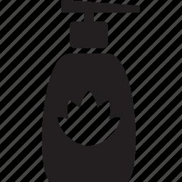 bottle, shampoo, soap, spa, wash icon