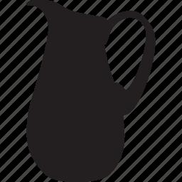 beverage, cup, drink, jug, water icon