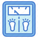 body, scale, weigh, weight icon