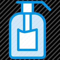 antiseptic, beauty, soap, spa icon