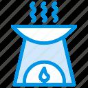 burner, fire, kitchenstove, spa icon
