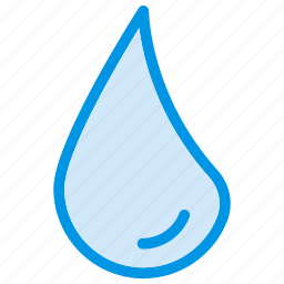 cream, drop, lotion, water icon