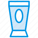 facewash, facial, lotion, moisturizer icon