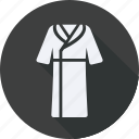 bathrobe, beauty, beautyspa, fashion, treatment icon