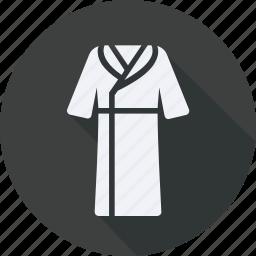 bathrobe, beauty, beautyspa, fashion, treatment icon