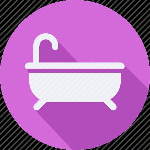 bathtub, beauty, beautyspa, fashion, treatment icon