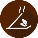 beauty, beautyspa, burning, fashion, incense, treatment icon