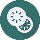 beauty, beautyspa, cucumber, fashion, mask, treatment icon