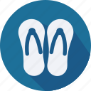 beauty, beautyspa, fashion, flip, flops, treatment icon