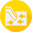 beauty, beautyspa, fashion, fish, spa, treatment icon