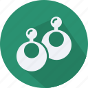 beauty, beautyspa, earrings, fashion, treatment icon