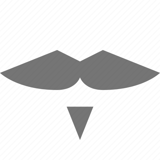 Moustache, hair, mustache, soul patch icon - Download on Iconfinder