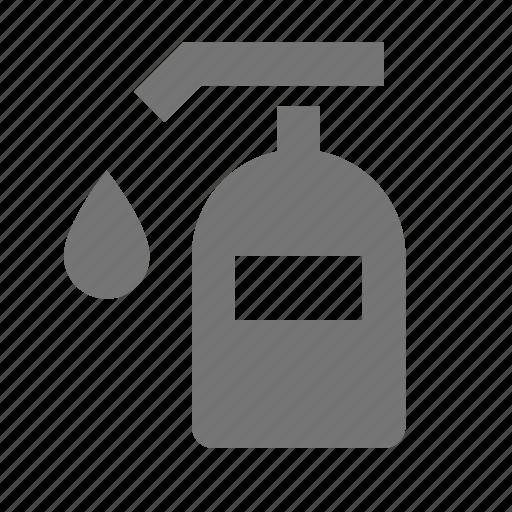 drop, lotion, spa icon