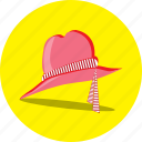 beach, faishon, girl, hat, holiday, vacation icon