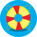 beach, gaurd, help, life, safety, secure, tube icon