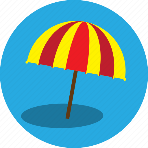 beach, beach umberlla, holiday, protection, sun bath, umbrella, vacation icon