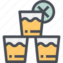 alcohol, beer, beverage, drink, shots icon