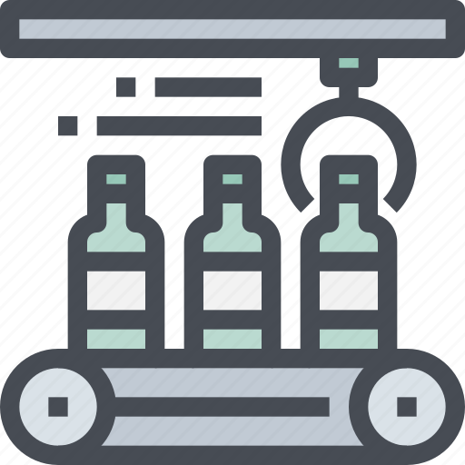 alcohol, beer, beverage, drink, manufacturing icon
