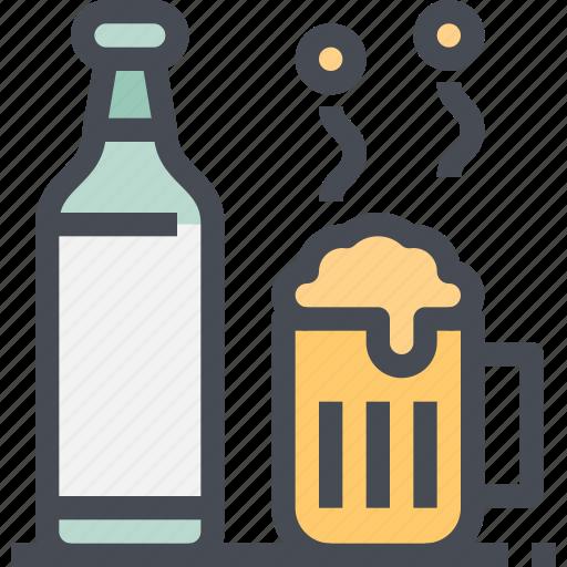 alcohol, bar, beer, beverage, drink icon