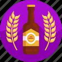 alcohol, beer bottle, bottle, drinks, beer