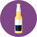 beer, bottle, corona, light beer, mexican beer icon