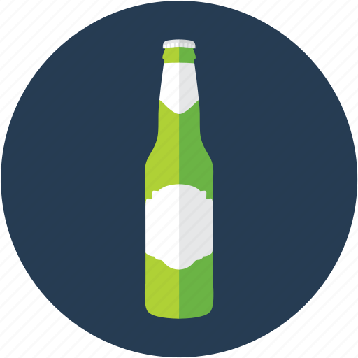 beer, bottle, lager, light beer, stella artois icon