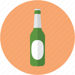 back's, beer, bottle, lager, light beer icon