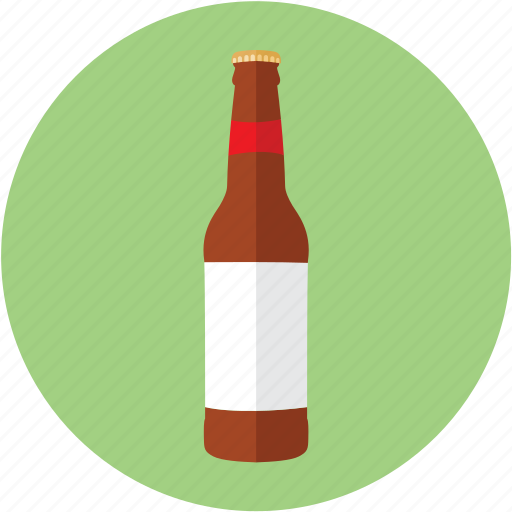 beer, bottle, bud, budweiser, lager, light beer icon