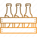 alcohol, beer, beer pack, beer packaging, beverage icon