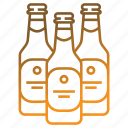 alcohol, beer, beer bottle, beverage, oktoberfest icon
