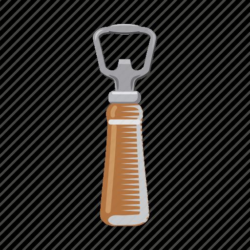 bottle, bottle opener, cap, pub, tool icon